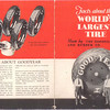 Goodyear - World's Biggest Tire - being pulled by 1929 Buick - Pg. 1