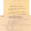 USA - Buick at Flint Yearly Earnings / Savings info (1929)