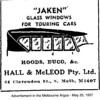 Jaken Side Curtains - sold in Australia