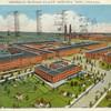 Postcard - GM Plant in Oshawa, ON, Canada - Circa 1929