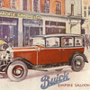 Blow-up of 29 Buick on front of Feb. 1929 issue of the Autocar - UK publication