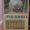 Canada - 1929 McLaughlin Buick Calendar