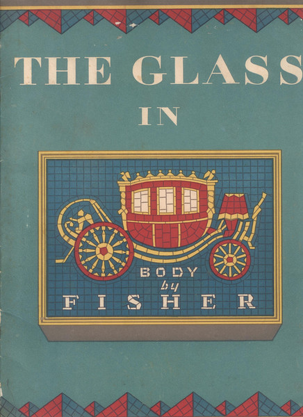 USA - Glass in Fisher bodies