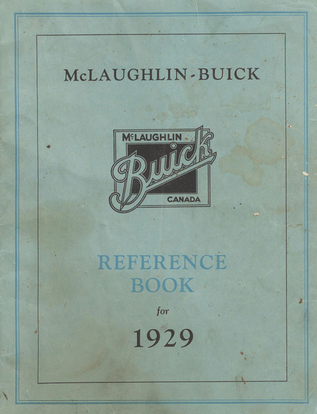 Reference Book - Canada - 64 Pages