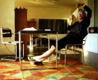 Monika Stadler in her Home