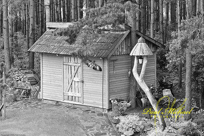 Wood Shed!