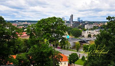 Bridge over Nemunas River
