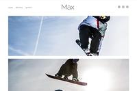 SmugMug Template Max