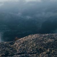 A mountain valley