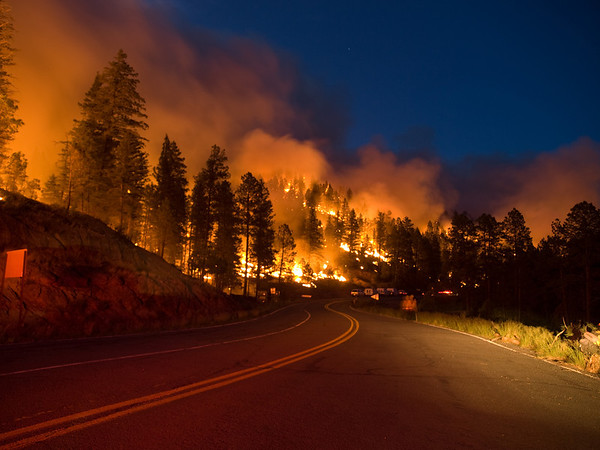 Little Bear Fire (NM)