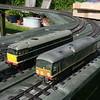 Lock down Steam on the Met rolling stock display.