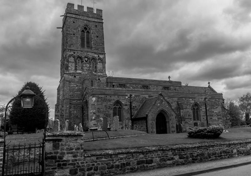 Church of Saint Mary the Virgin, Little Houghton, Northamptonshire
