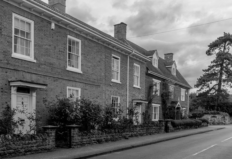 Terraced Houses, Station Road, Little Houghton, Northamptonshire