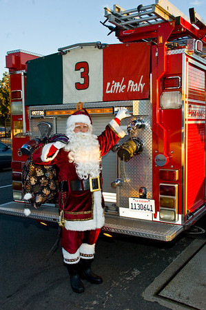 2010 Little Italy Tree Lighting & Christmas Village