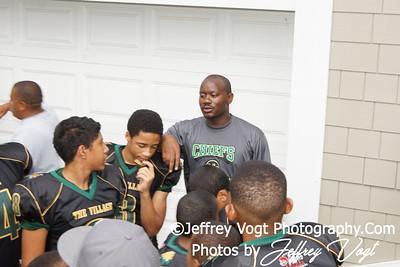 09-02-2012 Montgomery Village Sports Association New Uniforms