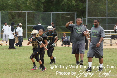 09-03-2012 Montgomery Village Sports Association vs Watkins Hornets Ankle Biters