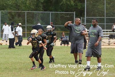 09-03-2012 Montgomery Village Sports Association vs Watkins Hornets Ankle Biters