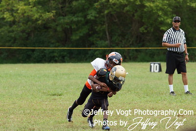 09-03-2012 Montgomery Village Sports Association vs Watkins Hornets Cubs