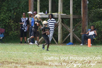09-08-2012 Montgomery Village Sports Association Cubs vs Woodbridge Warriors