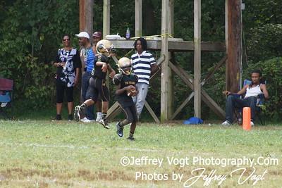 09-08-2012 Montgomery Village Sports Association Cubs vs Woodbridge Warriors