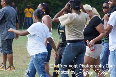 09-08-2012 Montgomery Village Sports Association Mighty Mites vs Woodbridge Warriors