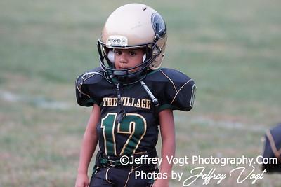 09-27-2012 Montgomery Village Sports Association Tiny Mites vs Rockville Knights by Jeffrey Vogt