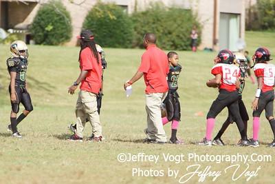 10-06-2012 Montgomery Village Sports Association Midgets vs Forestville Sports Association