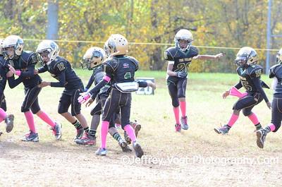 10-20-2012 Montgomery Village Sports Association Cubs vs Montgomery Village Sports Association Cubs