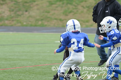 11-03-2012 Maplewood vs Montgomery Village Sports Association Tiny Mites