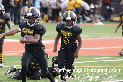 09-15-2012 Lamond Riggs Steelers vs Montgomery Village Sports Association Cubs Photos by Jeffrey Vogt