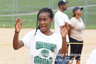 2012 Little League Cheerleading