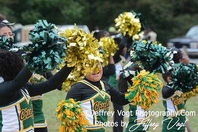 2013 Little League Cheerleeding
