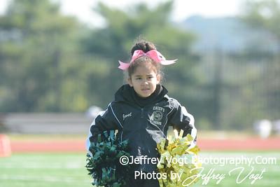 10-27-2013 Montgomery Village Sports Association Cheerleading