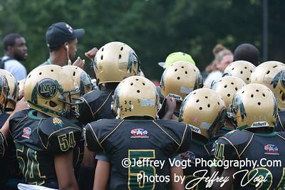 08-31-2013 Peppermill Pirates vs Montgomery Village Sports Association Chiefs Pee Wee JR
