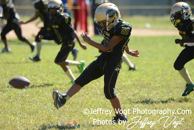 09-14-2013 MVSA Chiefs vs Woodridge Warriors Tiny Mites