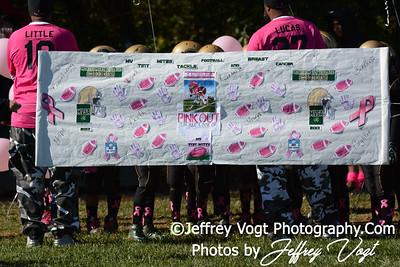 10-20-2013 Montgomery Village Sports Association Chiefs vs RRYC Tiny Mites