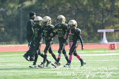 10-27-2013 Montgomery Village Sports Association Chiefs vs Forestville Sports Association Falcons Cadet