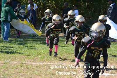 10-20-2013 Montgomery Village Sports Association Chiefs vs LRAA Super Tiny Mites