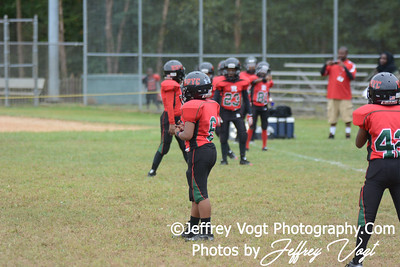09-21-2013 Montgomery Village Sports Association Chiefs vs Ridge Road Youth Coalition Cadets