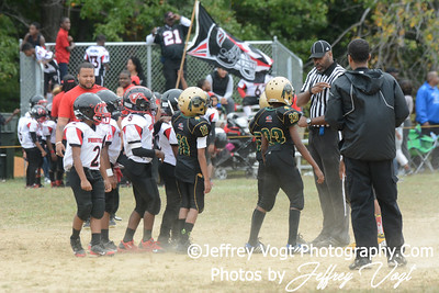 09-28-2013 Forestville Falcons vs Montgomery Village Sports Association Chiefs Mighty Mites