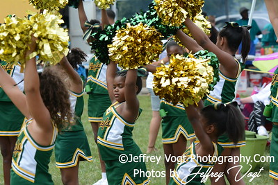2014 Little League Cheerleading