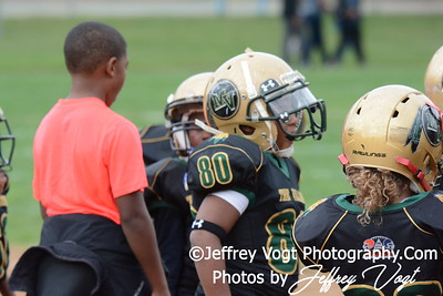 10-04-2014 Montgomery Village Sports Association Chiefs vs Woodridge Warriors Tiny Mites, Photos by Jeffrey Vogt, MoCoDaily