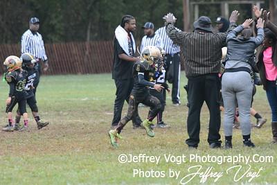 10-11-2014 Montgomery Village Sports Association Chiefs vs Lamond Riggs Steelers, Tiny Mites Photos by Jeffrey Vogt, MoCoDaily