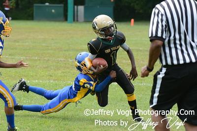 08-30-2014 Montgomery Village Sports Association vs Woodridge Cadets, Photos by Jeffrey Vogt MoCoDaily