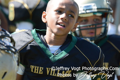 09-27-2014 MVSA Chiefs vs Peppermill Pirates Mighty Mites, Photos by Jeffrey Vogt MoCoDaily