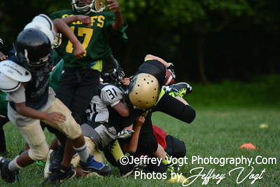 08-19-2014 Montgomery Village Sports Association Mighty Mites vs Knights, Photos by Jeffrey Vogt MoCoDaily