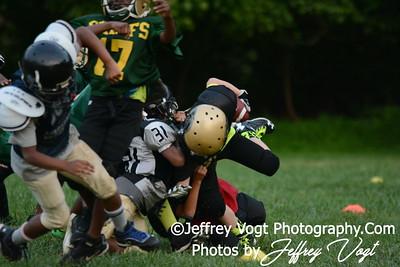 08-19-2014 Montgomery Village Sports Association Mighty Mites vs Knights, Photos by Jeffrey Vogt MoCoDaily