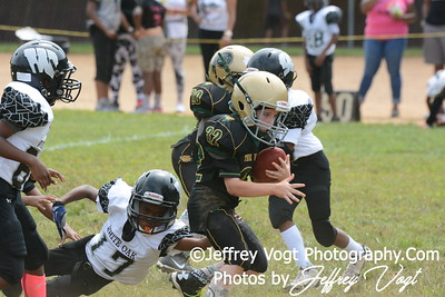 08-30-2014 Montgomery Village Sports Association vs White Oak Mighty Mites, Photos by Jeffrey Vogt MoCoDaily