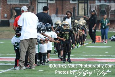 09-20-2014 MVSA Chiefs vs Ridge Rd Titans Super Tiny Mites, Photos by Jeffrey Vogt MoCoDaily