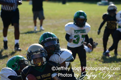 09-27-2014 MVSA Chiefs vs Peppermill Pirates Super Tiny Mites, Photos by Jeffrey Vogt MoCoDaily